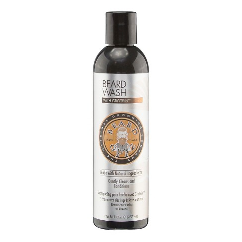 BEARD GUYZ-BEARD WASH-( With Grotein) 8 OZ